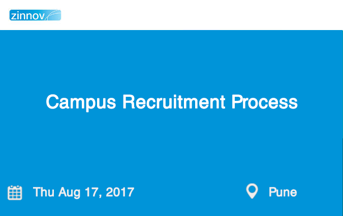 Campus Recruitment Process