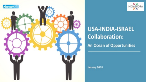 US-India-Israel Collaboration Report