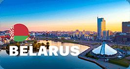 Center Of Excellence Hotspots - Belarus