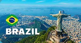 Center Of Excellence Hotspots - Brazil