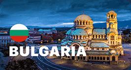 Center Of Excellence Hotspots - Bulgaria