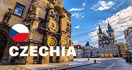 Center Of Excellence Hotspots - Czechia