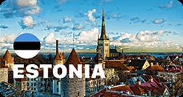 Center Of Excellence Hotspots - Estonia