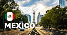 Center Of Excellence Hotspots - Mexico