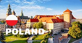 Center Of Excellence Hotspots - Poland