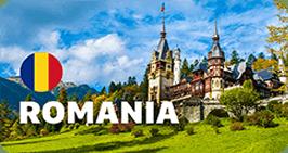 Center Of Excellence Hotspots - Romania