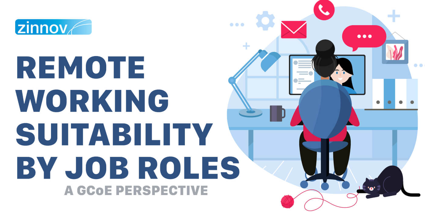 Remote Working Suitability By Job Roles - A GCoE Perspective