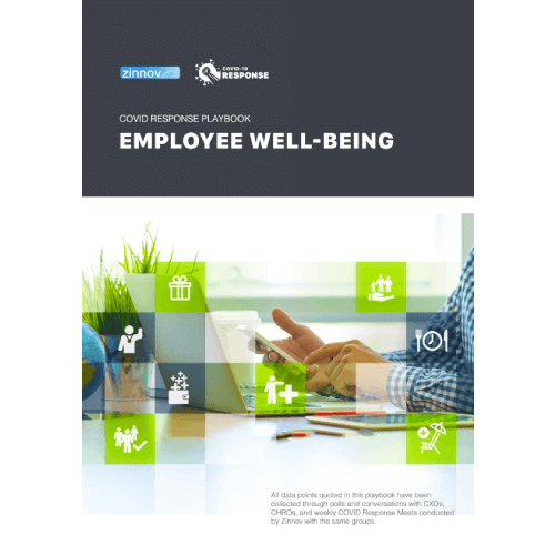 Covid Response Playbook - Employee Wellbeing