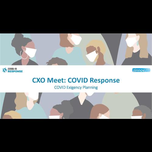 CXO Meet: COVID Response