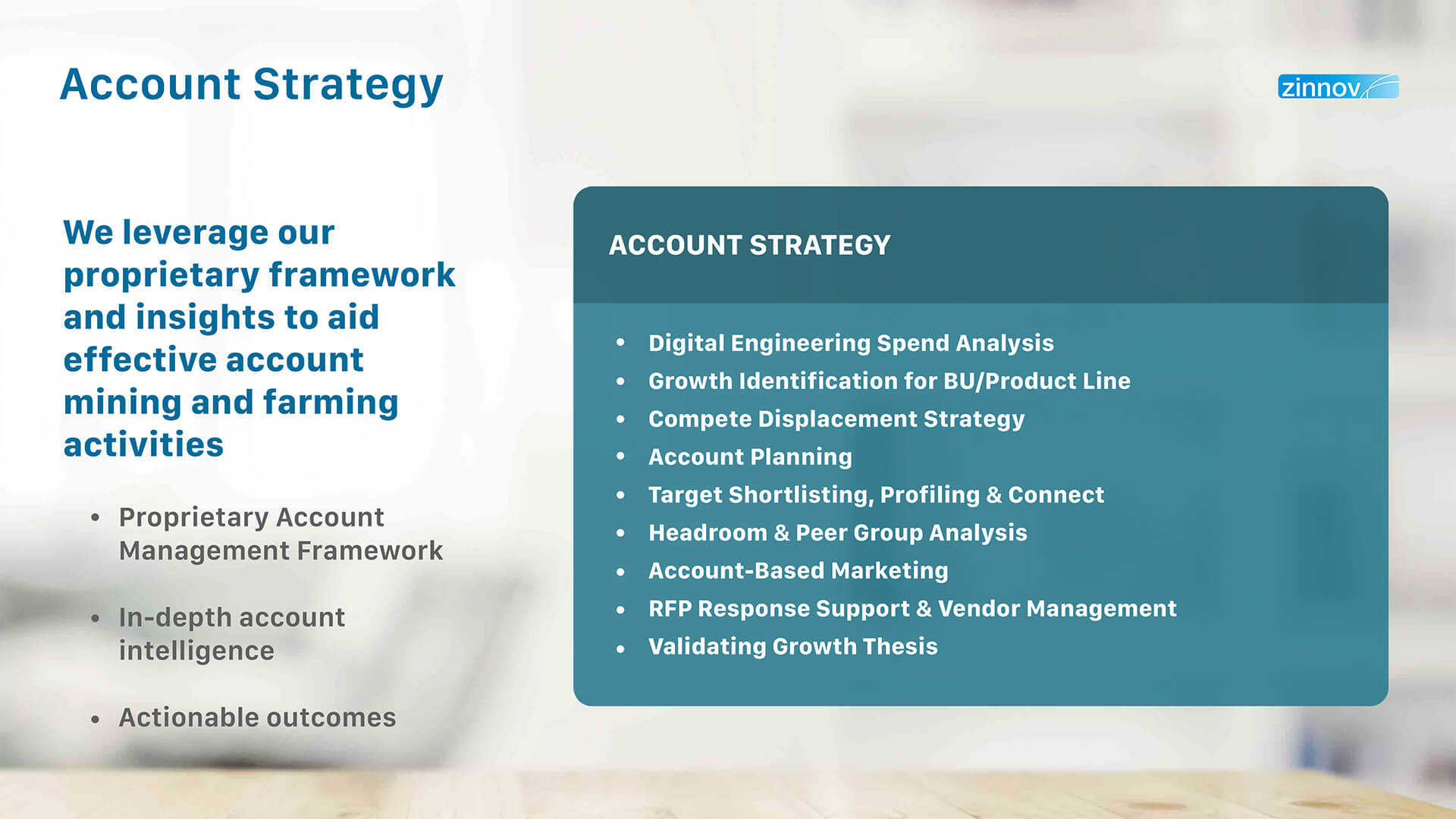 Account Strategy