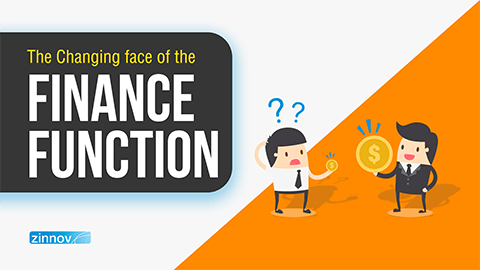The Changing Face Of The Finance Function: An India GIC Perspective