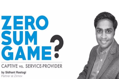 Captive vs Service Provider : A Zero Sum Game?