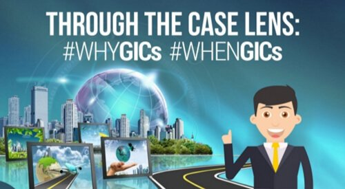 Through the Case Lens #WhyGIC #WhenGIC