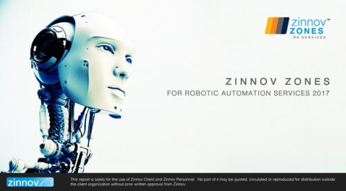 Zinnov Zones for Robotic Automation Services