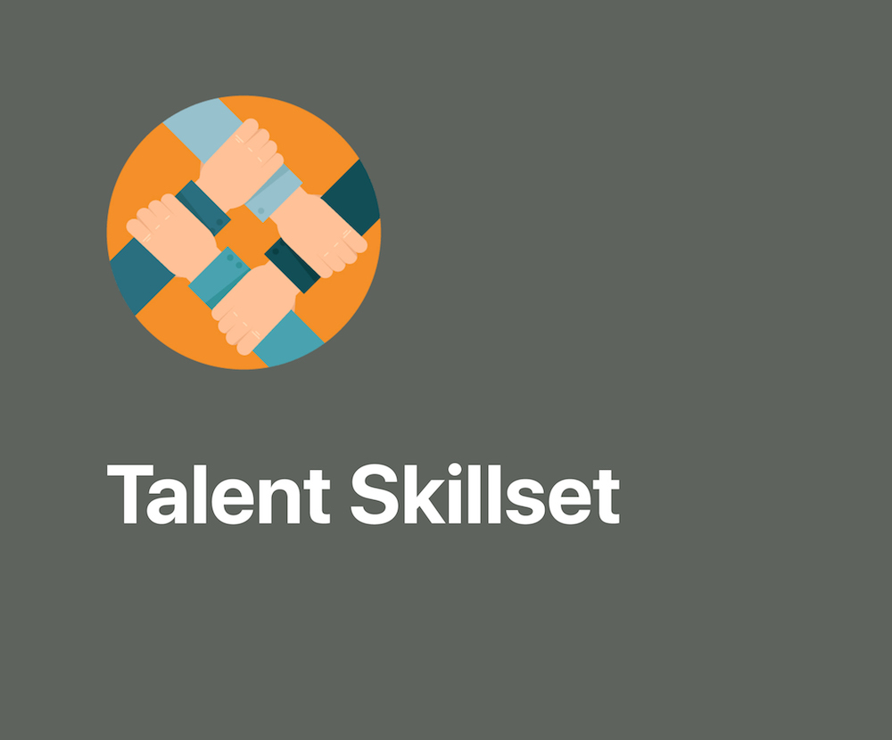 Talent Skillset