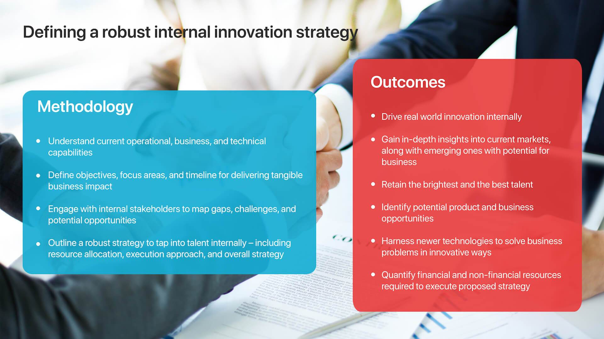 Internal Innovation 2.0