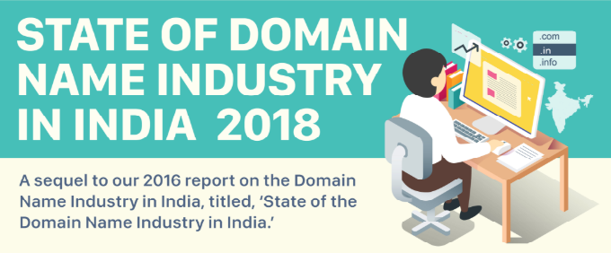 India Domain Name Report 2018