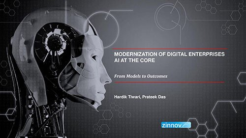 Modernization Of Digital Enterprises | Hardik Tiwari