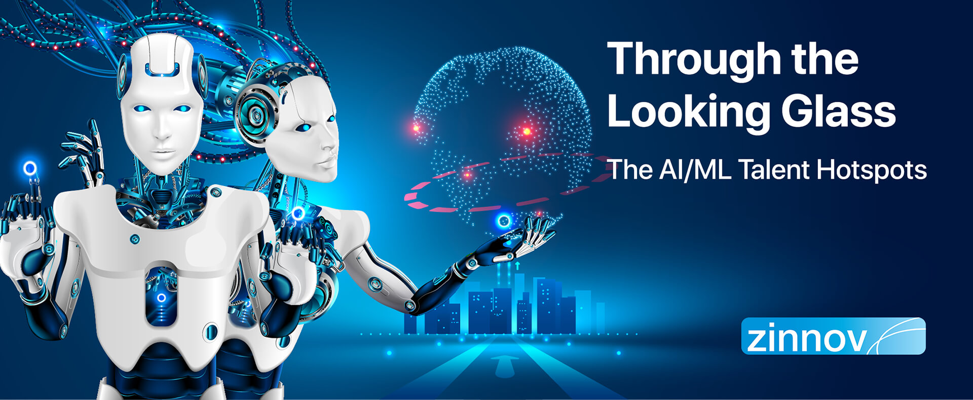 Through The Looking Glass: The AI/ML Talent Hotspots