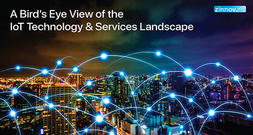 IoT Technology and Services Market Landscape