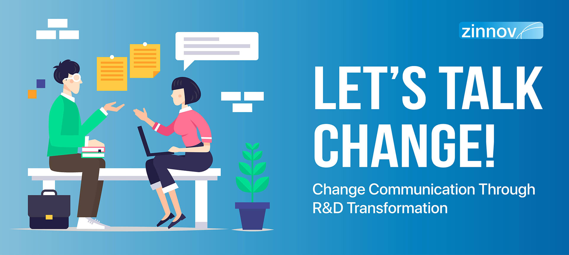 Change Communication Through R&D Transformation