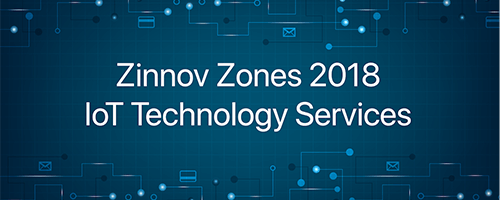 Zinnov Zones '18 IoT Technoloy and Services