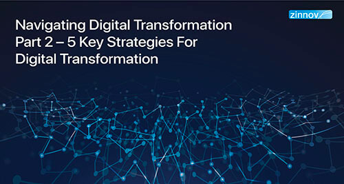 Navigating Digital Transformation - Strategies for Digital Transformation