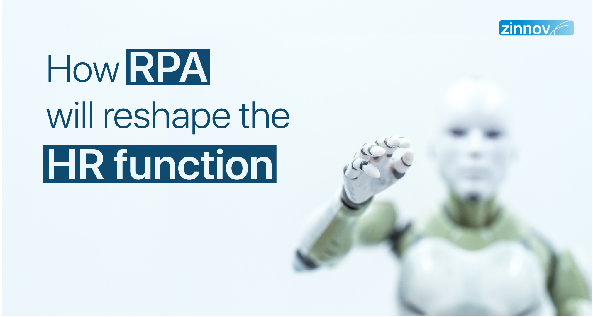 HR Automation - How RPA Will Reshape The HR Function