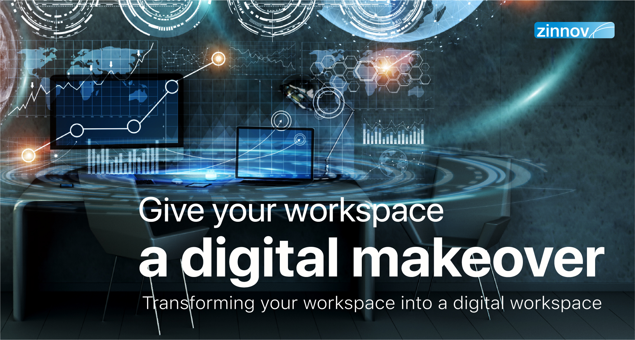 Digital Workspaces: Taking Workspaces A Notch Higher By Transforming Them