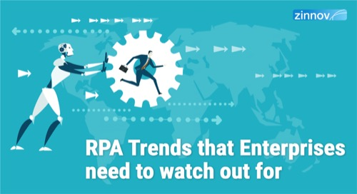 RPA Trends Which Shape Enterprises