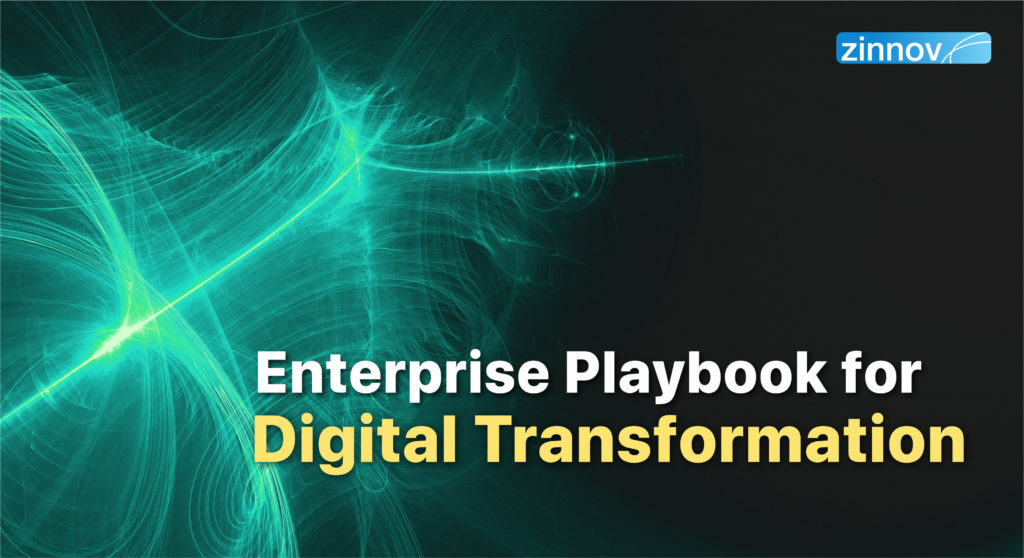 Enterprise digital transformation playbook