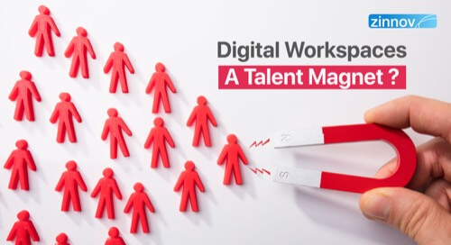 Digital Workspaces - Talent Management Strategy