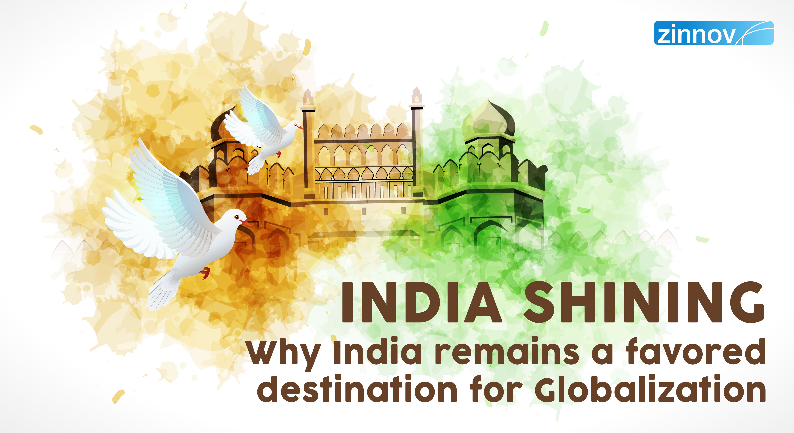 4 Key Factors Propelling India To The Top Of The Globalization Chart