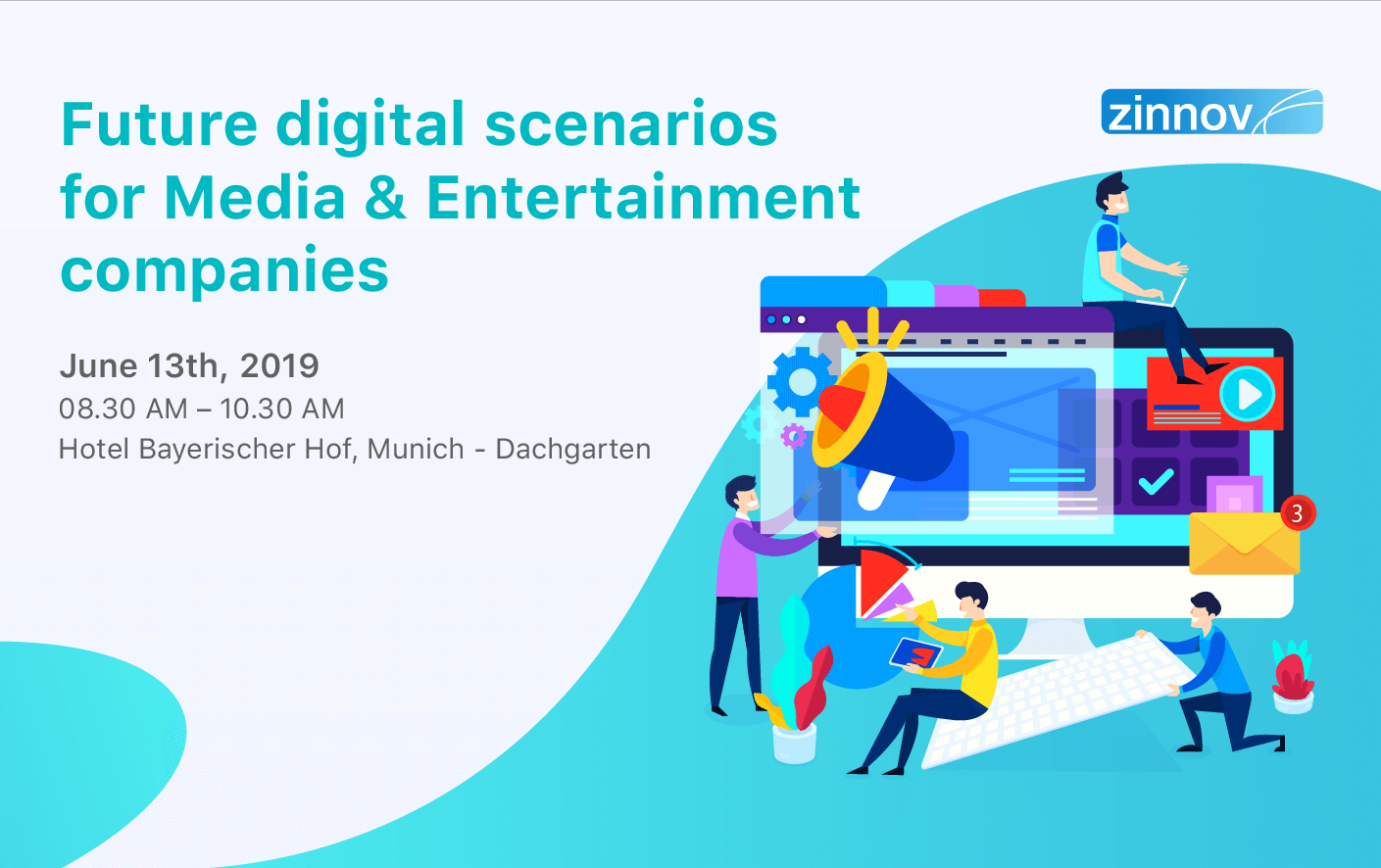Future digital scenarios for Media & Entertainment companies