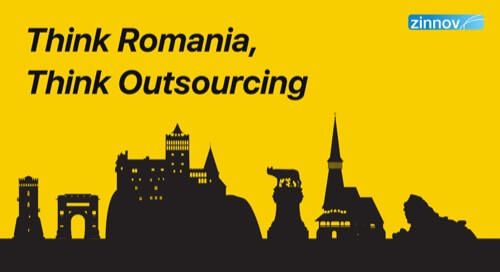Romania - Destination for IT Outsourcing Services
