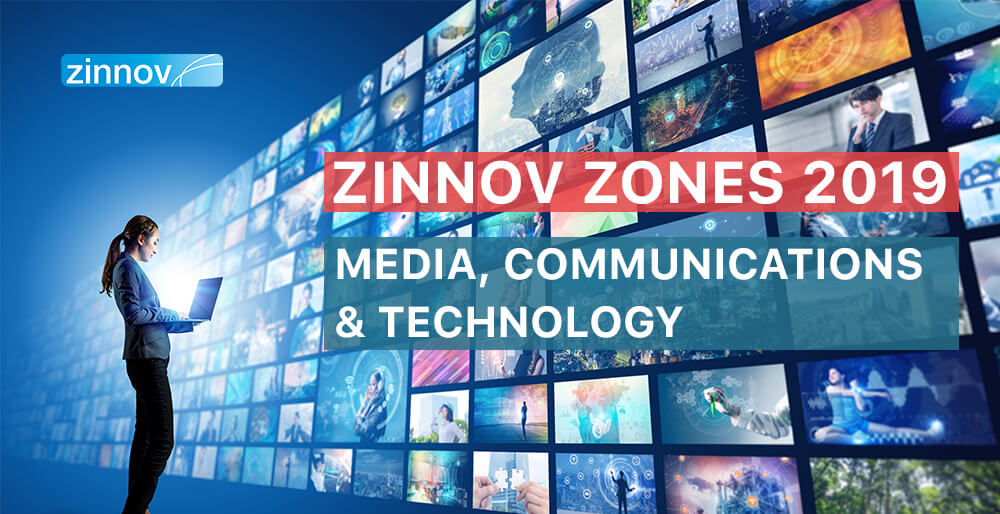 Zinnov Zones '19 Media, Communications and Technology
