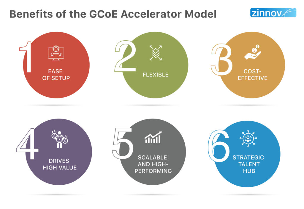 Why set up a Global Center of Excellence Accelerator?