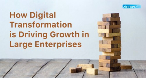 Impact of Digital Transformation Strategy For Large Enterprises