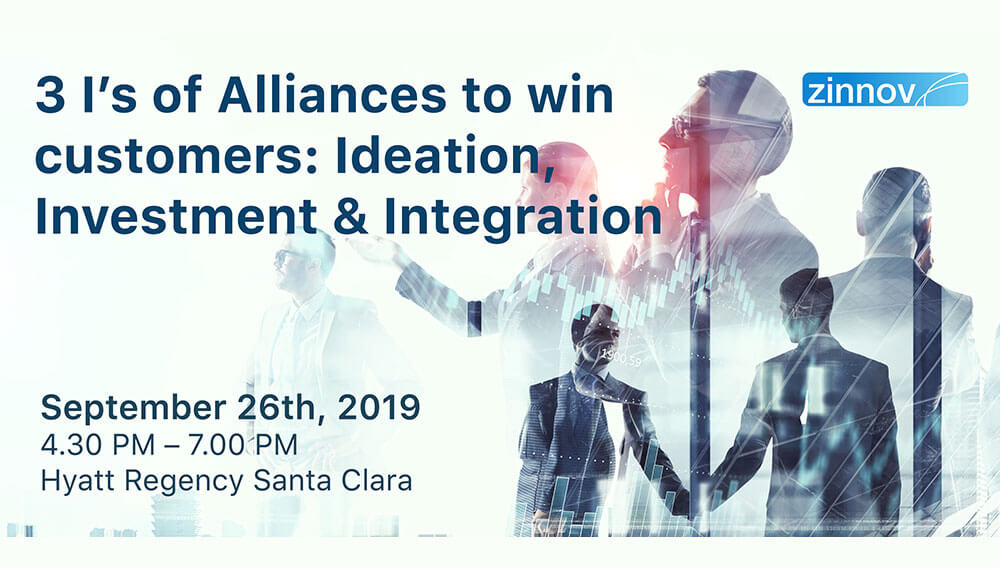 3I's of Alliances to Win Customers: Ideation, Investment & Integration