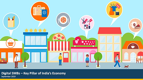 Digital SMB's - Key Pillar of India's Economy