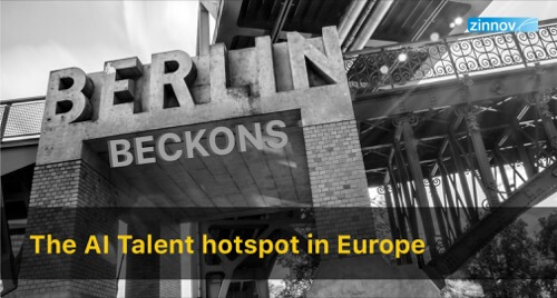 Berlin - AI Talent Hotspot in Europe