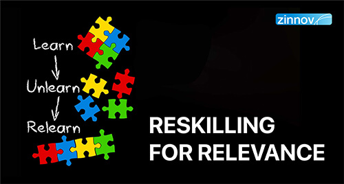 Reskilling the Workforce to Stay Relevant