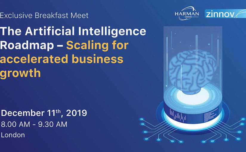 The Artificial Intelligence Roadmap – Scaling for accelerated business growth