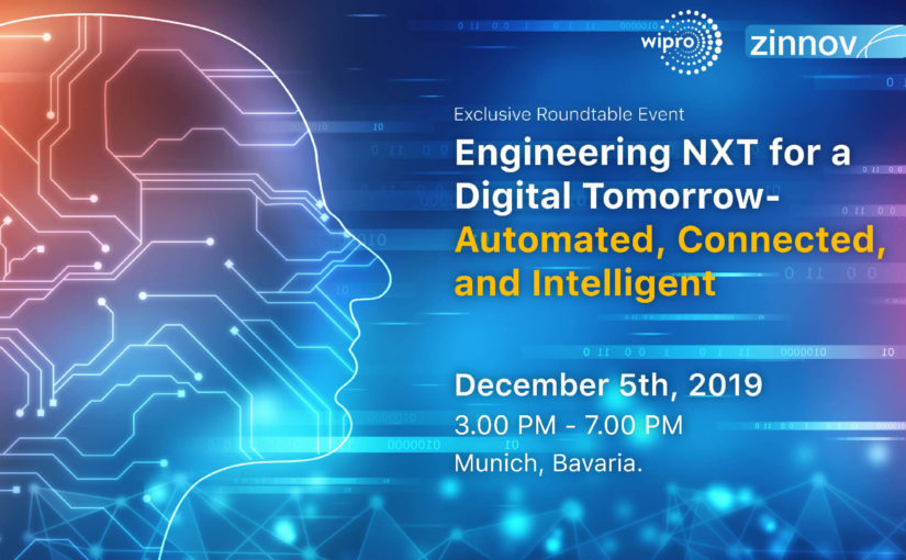 Engineering NXT for a Digital Tomorrow – Automated, Connected & Intelligent