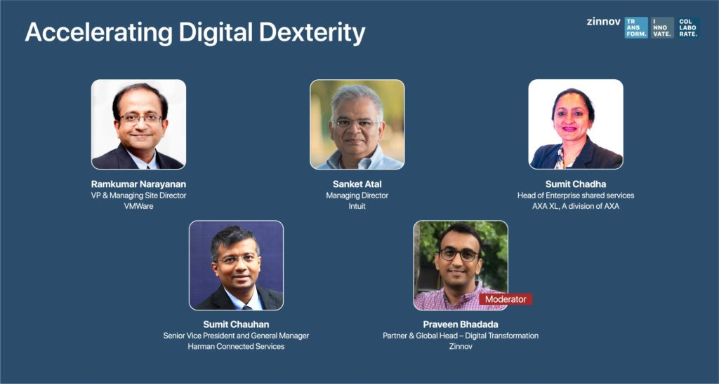 Digital Dexterity
