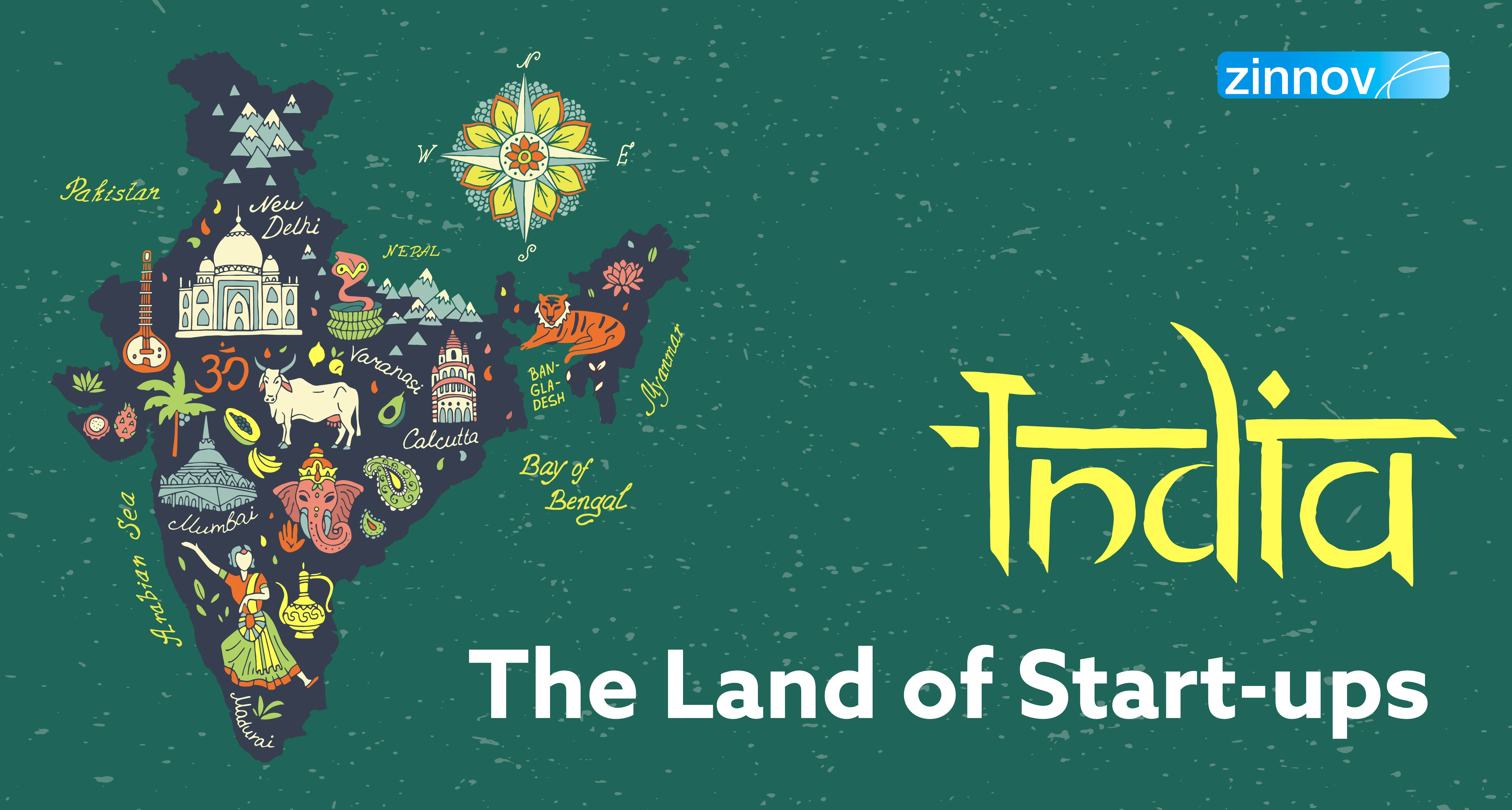 The Start-up Ecosystem in India - A compelling narrative