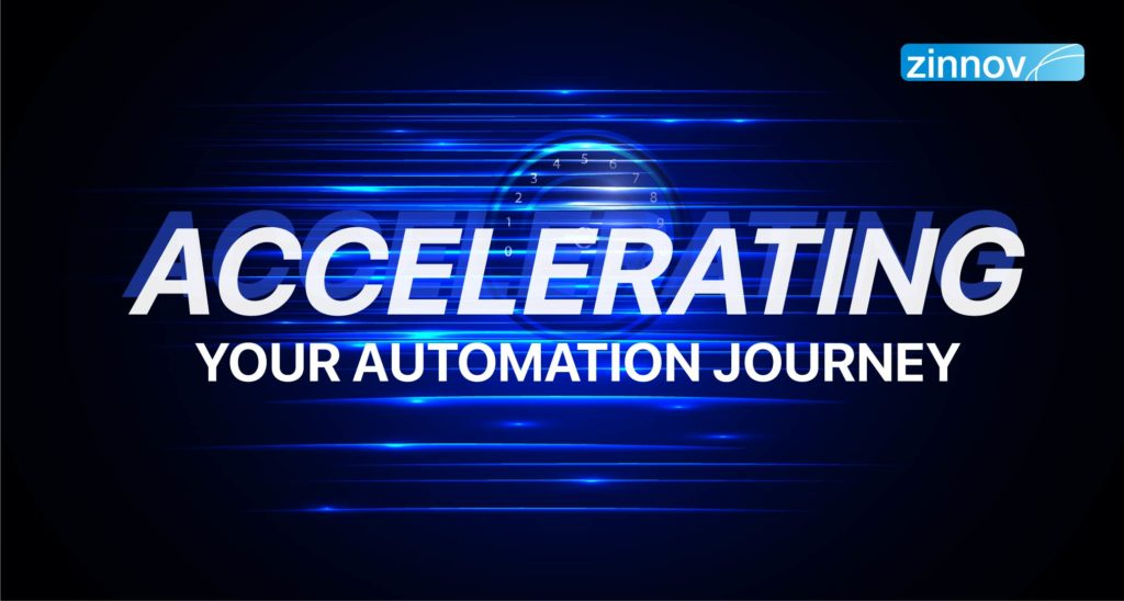 Accelerating Automation Journey