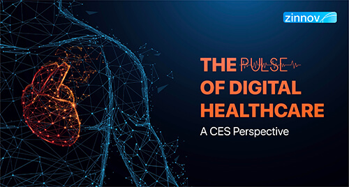 Digital Disruptions in HealthTech - A CES Perspective