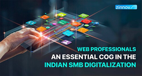 Web Professionals Propelling the Digitalization of Indian SMBs