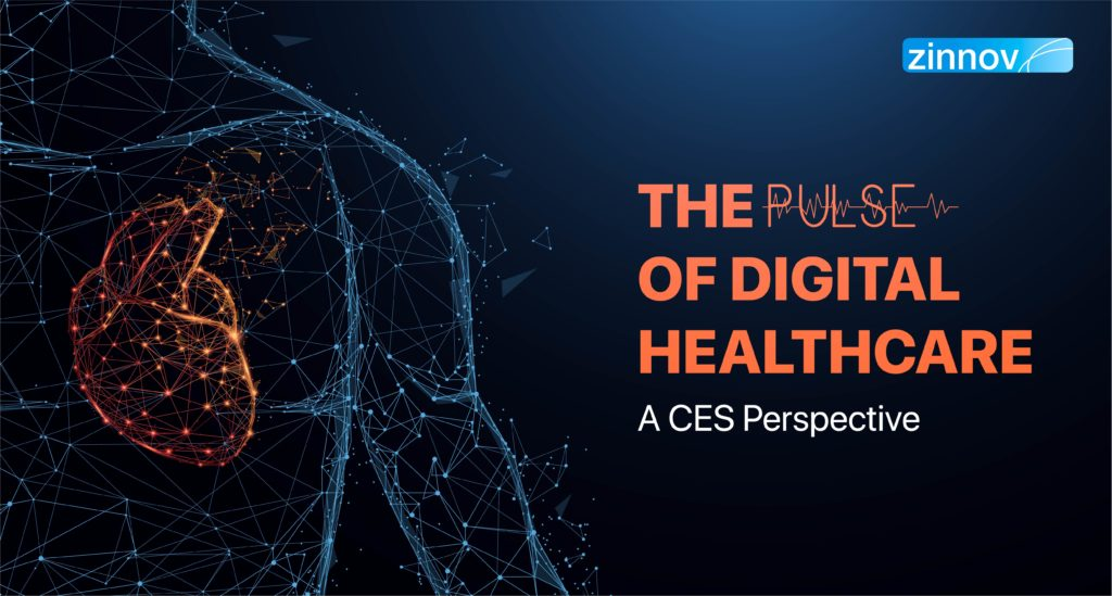 CES 2020 digital health